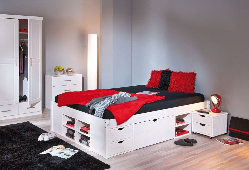 interlink sas till bed kopen bij. Black Bedroom Furniture Sets. Home Design Ideas