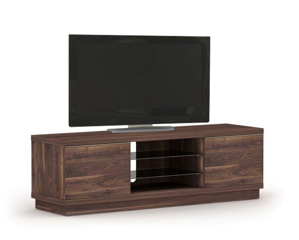 Elmob harmony pure tv meubel walnoot kopen bij trendymeubels