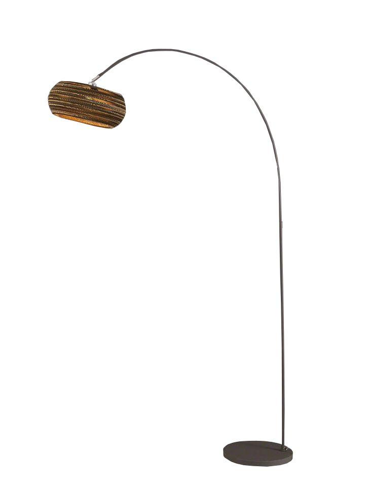 Davidi Design Cody Vloerlamp Bruin