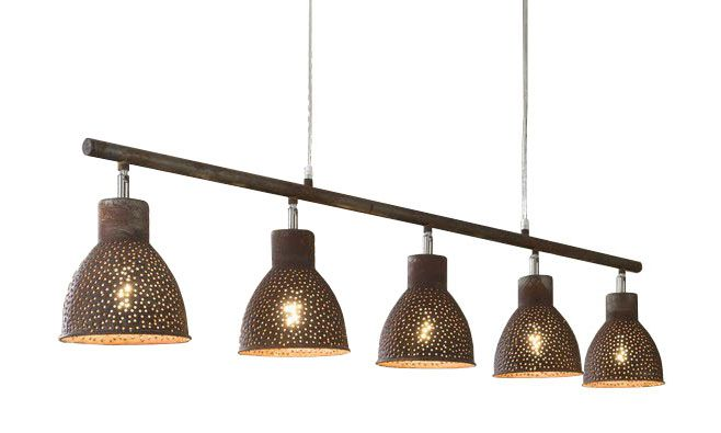 Davidi Design Darkas Hanglamp Bruin