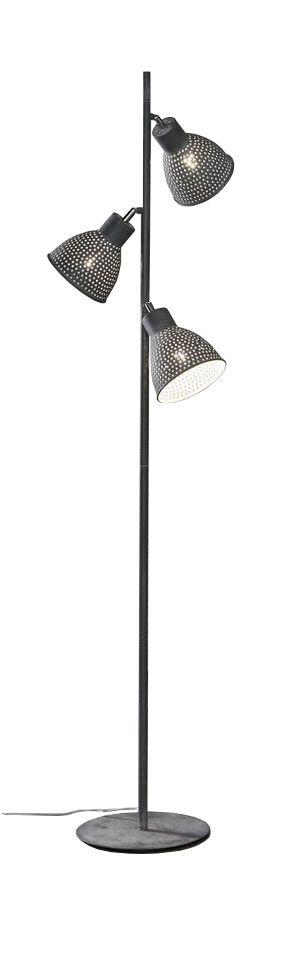 Davidi Design Darkas Vloerlamp Grijs