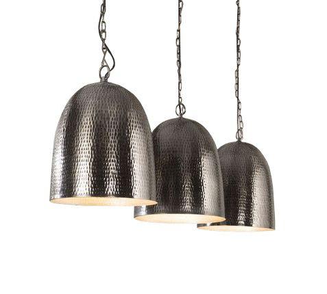 Davidi Design Gloria Hanglamp Nikkel
