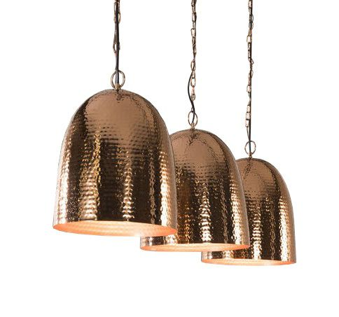 Davidi Design Gloria Hanglamp Koper
