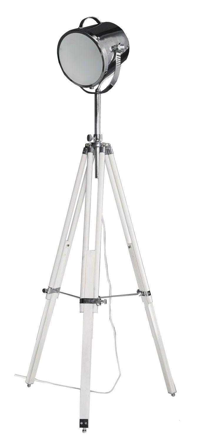 Davidi Design Lester Vloerlamp Wit