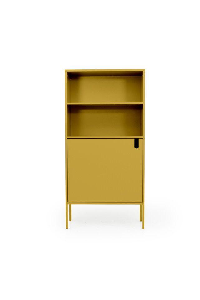 Davidi Design Yuno Wandkast Open Mosterd