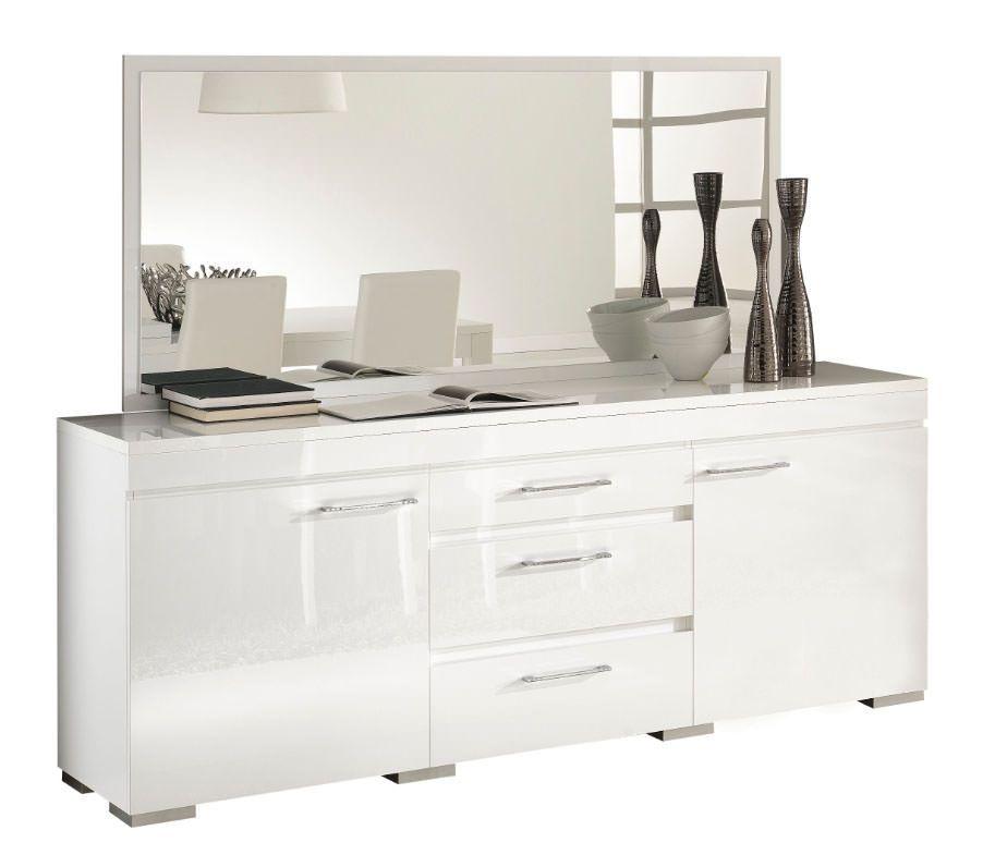 Dressoir woonkamer kopen online internetwinkel - Dressoir met spiegel ...