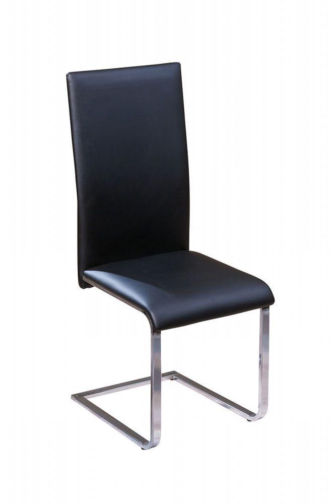 Opzoek naar een leuke en betaalbare eetkamerstoel? wat dacht u van deze modern ontworpen stoel uit de ...