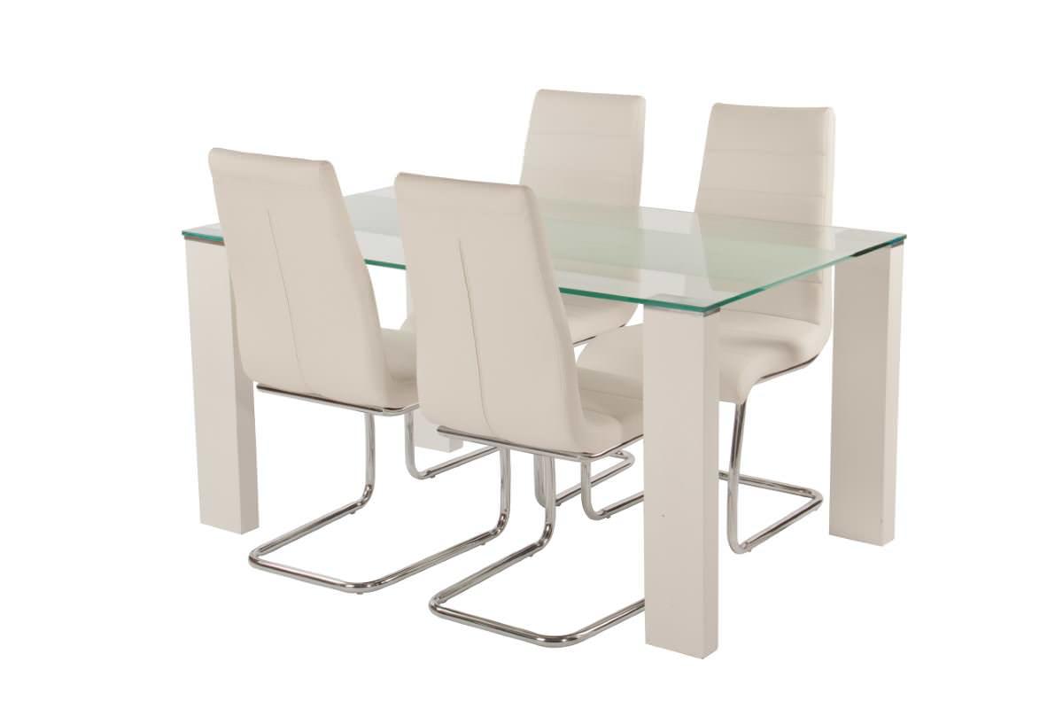 Davidi Design Emma Eettafel Wit Vanaf € 229.00 bij 2 winkels