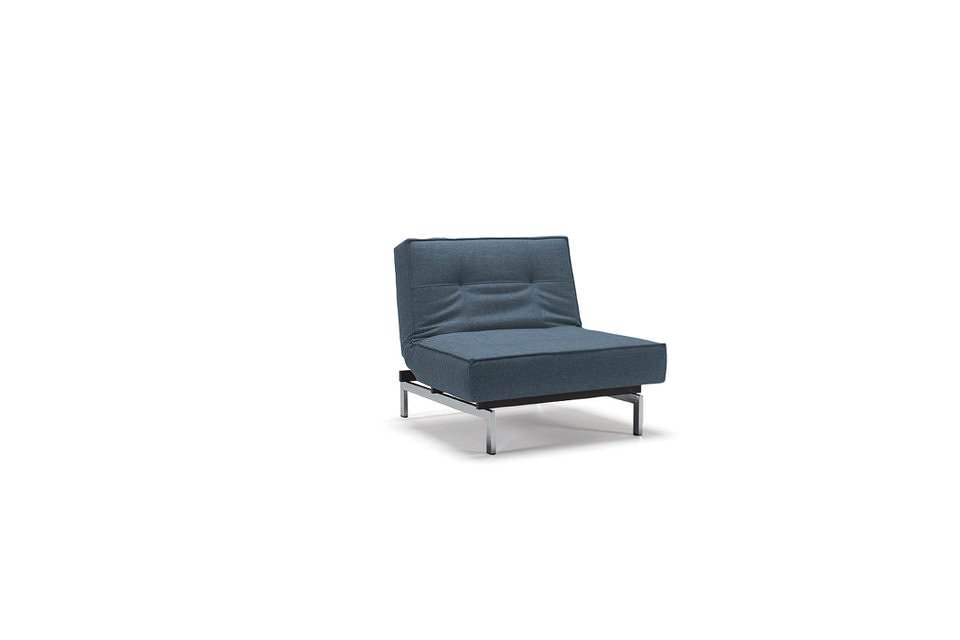 Innovation Splitback Fauteuil Lichtblauw