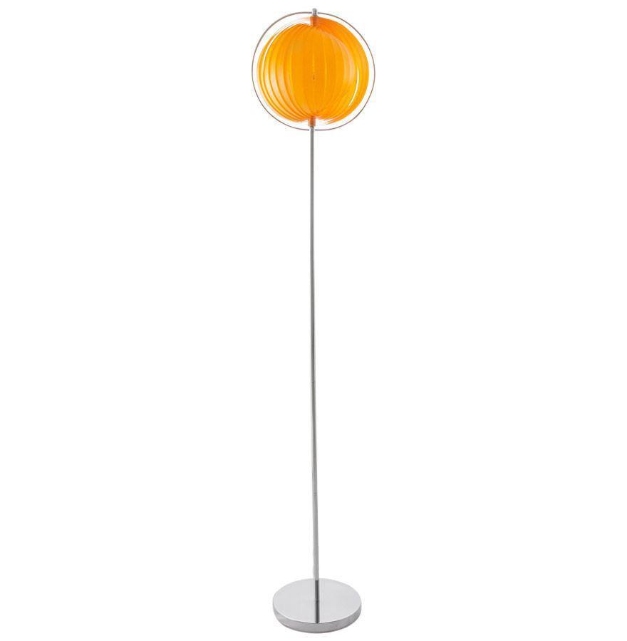 Bondy Living Orades Vloerlamp Oranje
