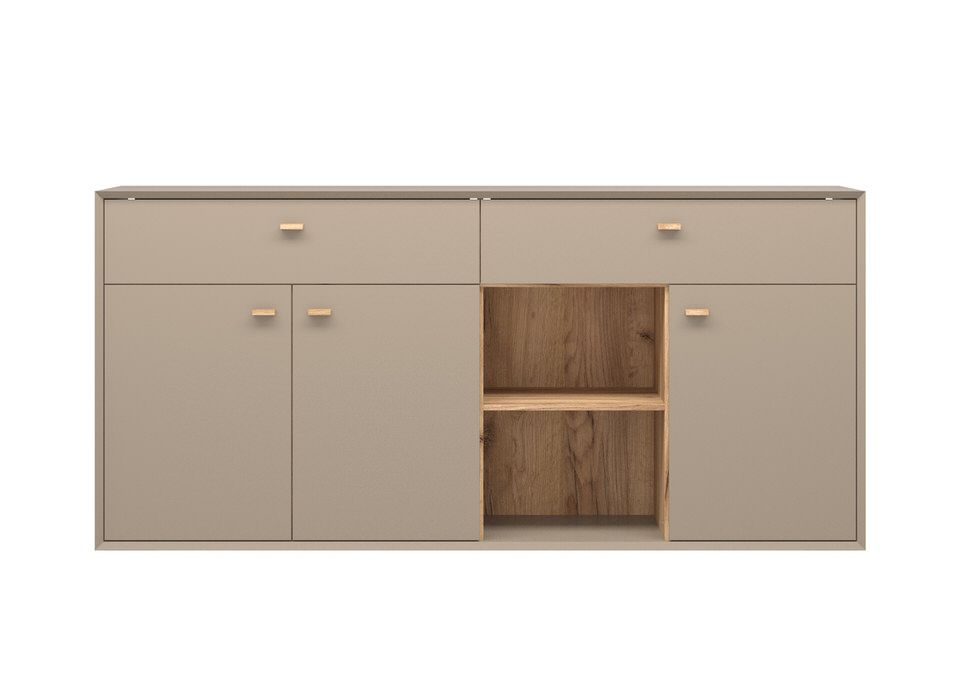 Germania Calvi Dressoir Large Grijs