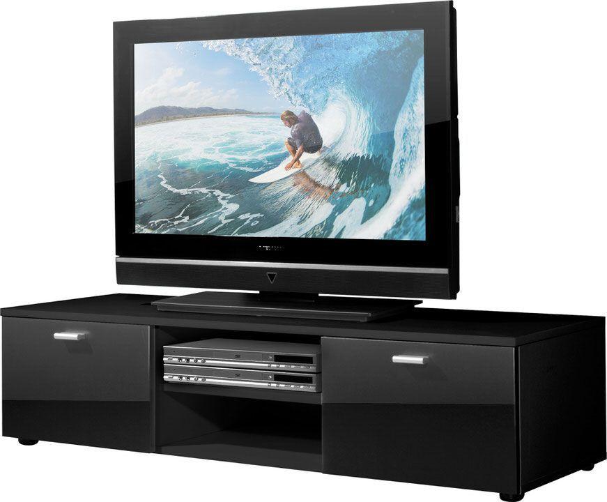Germania Niven TV meubel HG Zwart