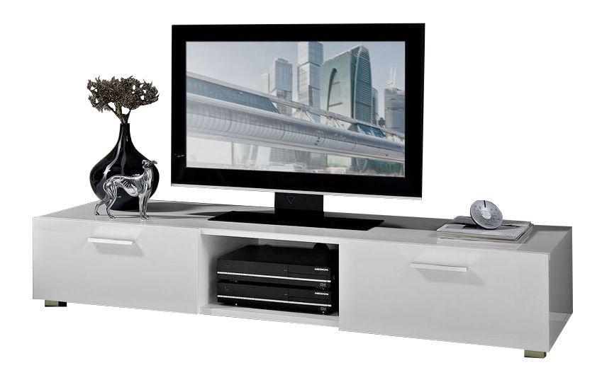 laag tv meubel wit kopen online internetwinkel