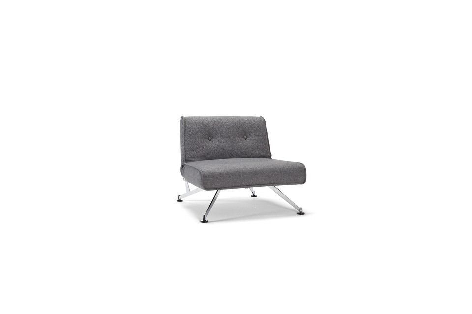 Innovation Clubber Fauteuil Donkergrijs