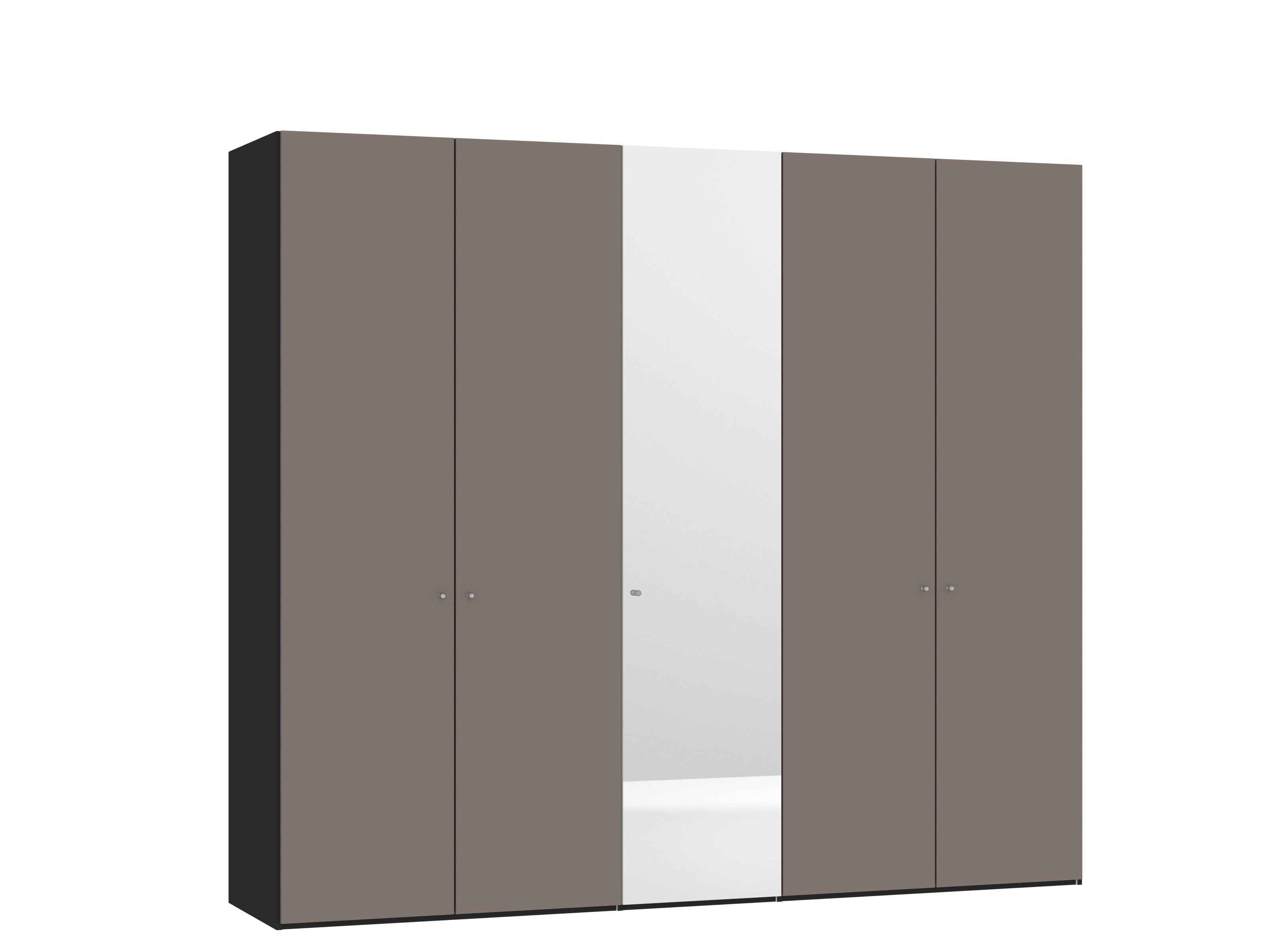 Grijze Slaapkamer Meubels : Slaapkamer meubels kledingkast basalt grijs meubel winkels