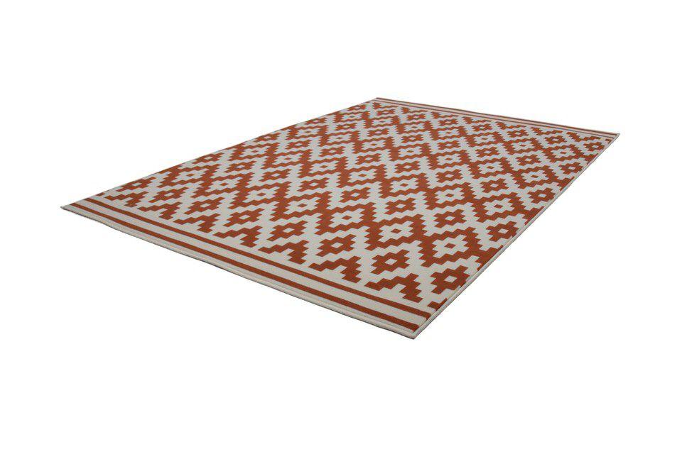 Kayoom Now Vloerkleed 200x290 Oranje