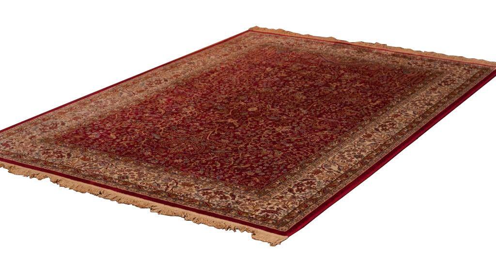 Lalee kashmir design vloerkleed 120x170 rood 806 lalee for Door design kashmir