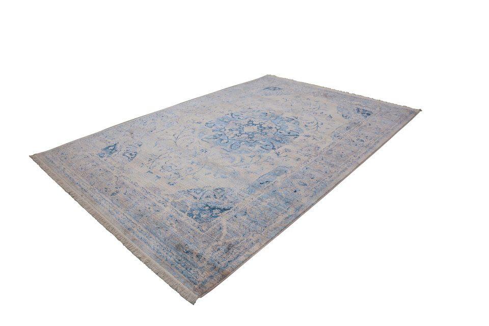 Lalee Vintage Vloerkleed 120x170 Blauw