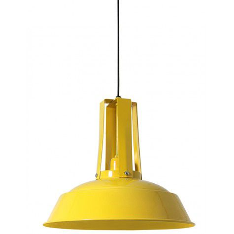 LivLight Inez Hanglamp Geel Small