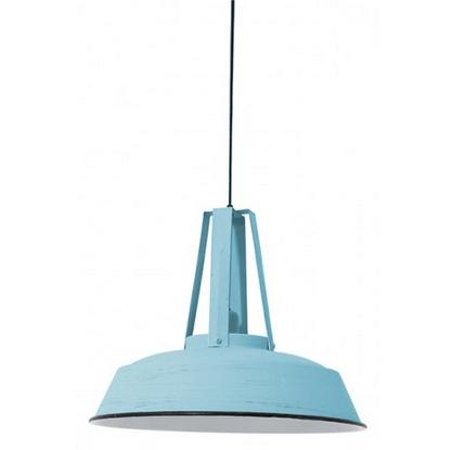 Davidi Design Inez Hanglamp Lichtblauw Large