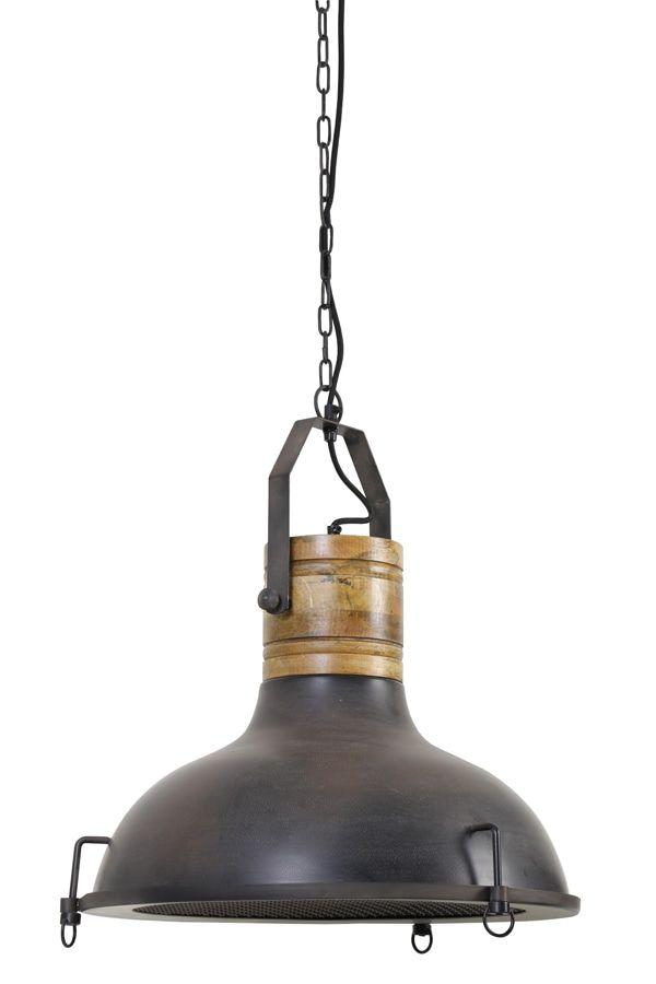 Davidi Design Kyony Hanglamp Bruin