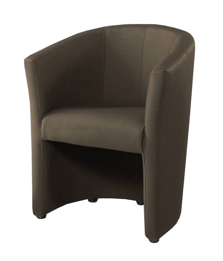 Monaica Charlie Fauteuil Taupe