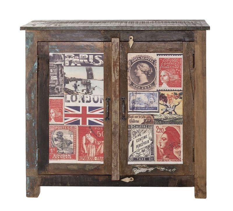 Priya Stamp Wandkast