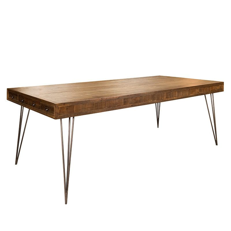 Richmond Interiors Barclay Eettafel 240 cm.