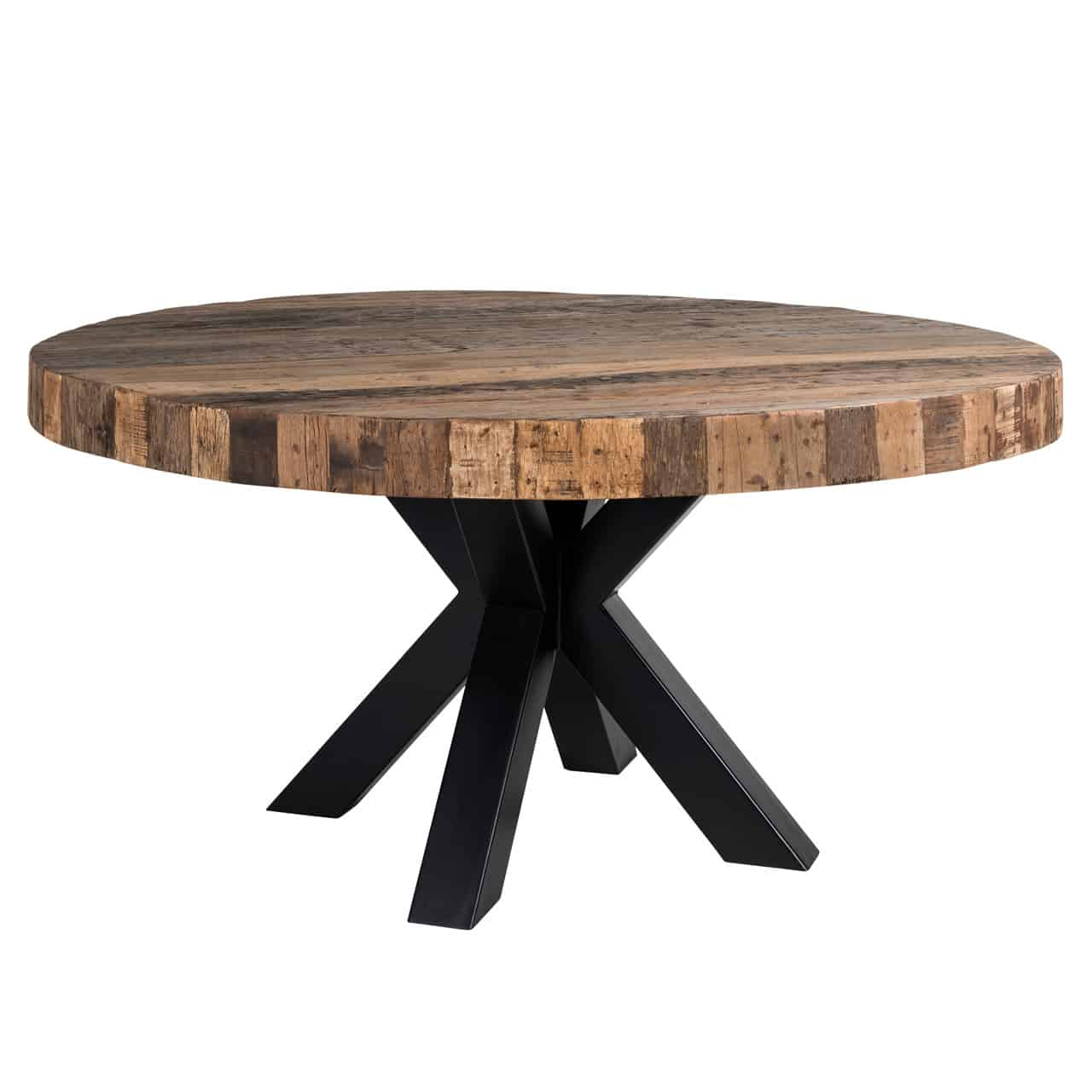 Richmond Interiors Bodhi Eettafel Small Black