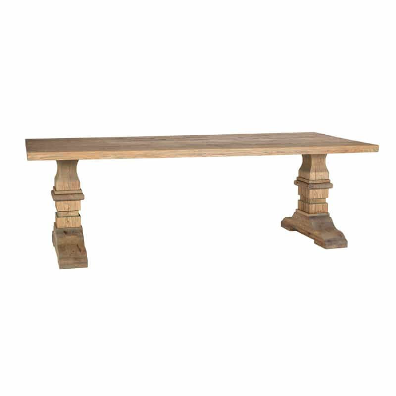 Richmond Interiors Normandy Eettafel Medium Eiken