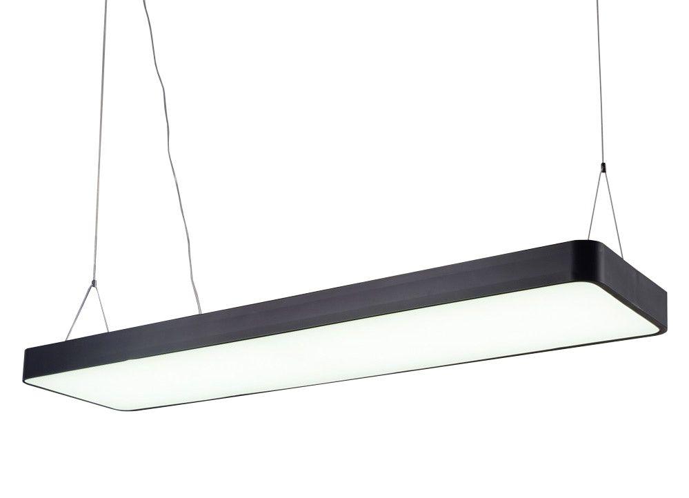 Sky Style Line Led Hanglamp Large Zwart