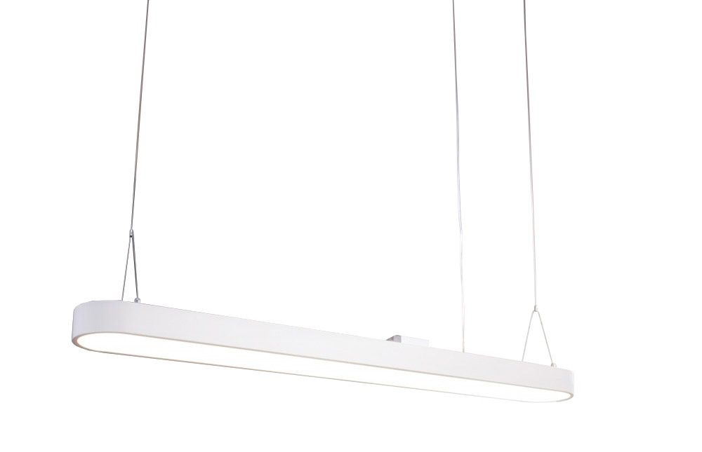Sky Style Line Led Hanglamp Small Wit