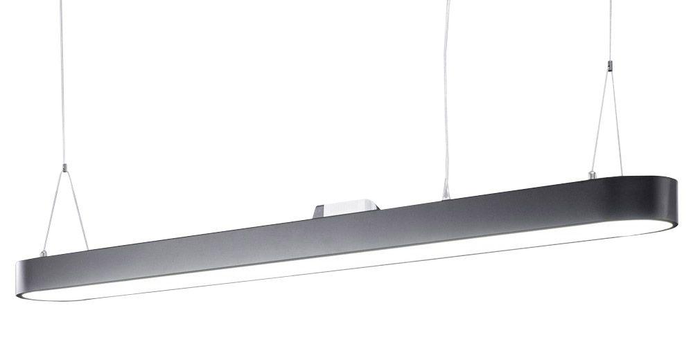 Sky Style Line Led Hanglamp Small Zwart
