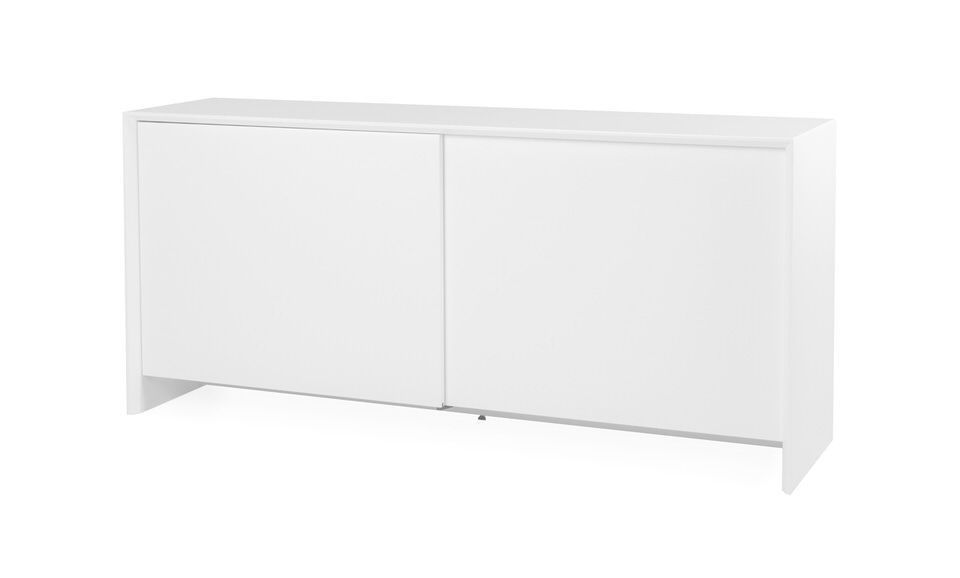 Tenzo Profil Dressoir Slide Wit