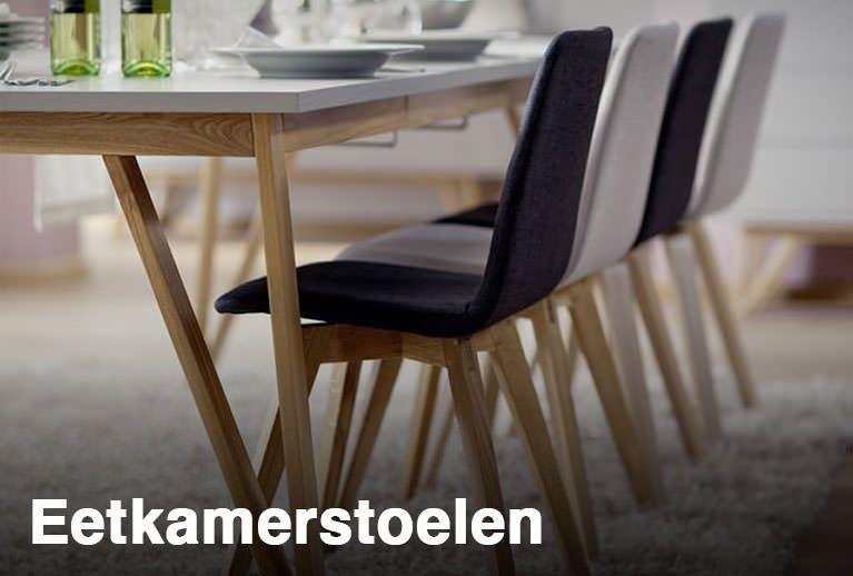 Eetkamerstoelen - Trendymeubels.nl