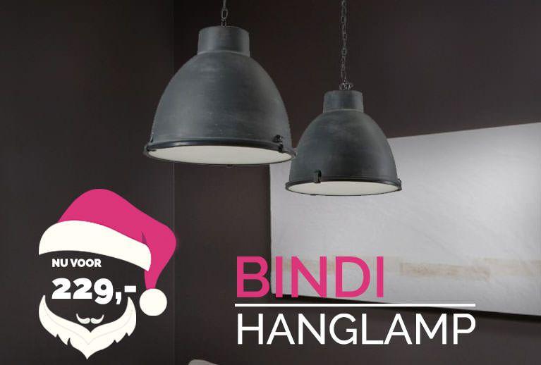 Bindi hanglamp- Trendymeubels.nl