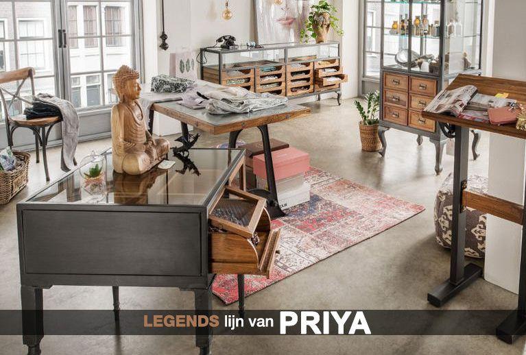 Priya Legends - Trendymeubels.nl