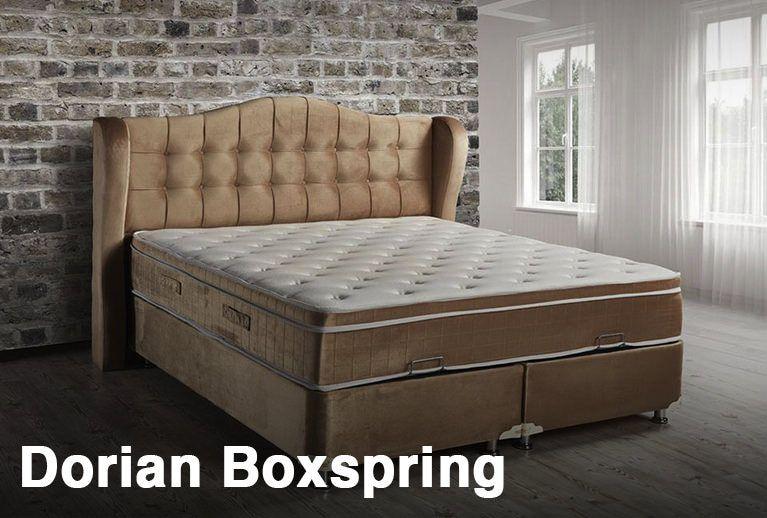 Davidi Design Dorian Boxspring - Trendymeubels.nl