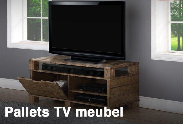 Jual Furnishings Pallet TV meubel - Trendymeubels.nl