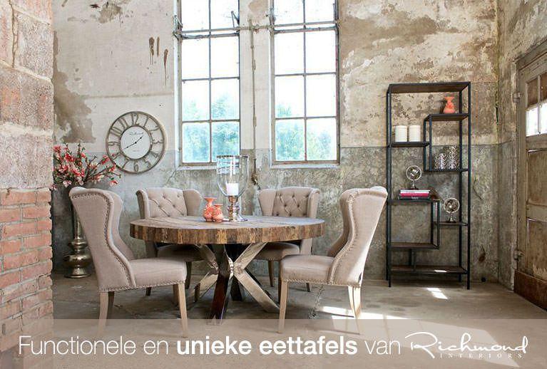 Eettafels van Richmond interiors - Trendymeubels.nl