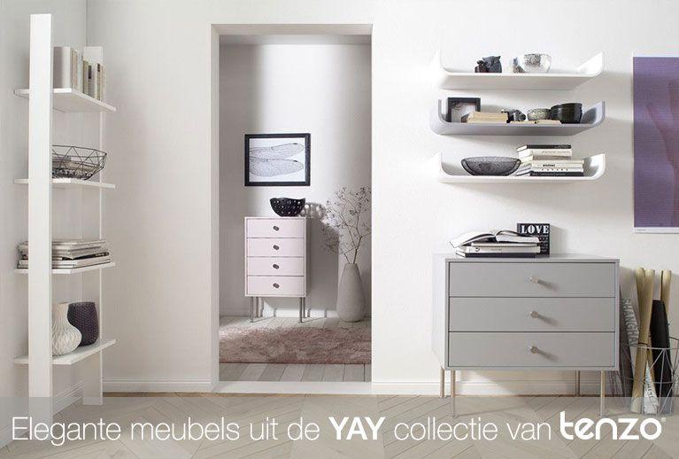 Tenzo Yay collectie - Trendymeubels.nl