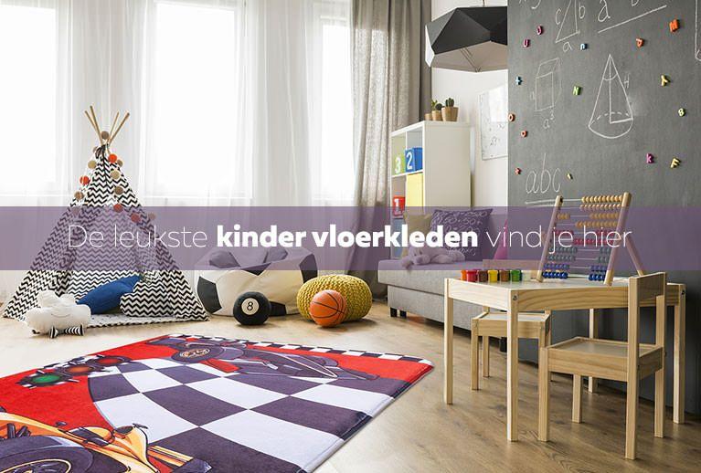 Kindervloerkleden - Trendymeubels.nl