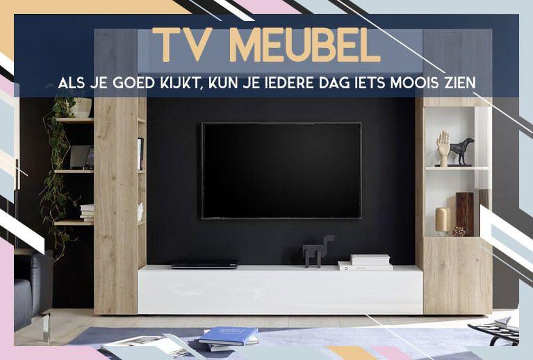 TV meubels - Trendymeubels.nl